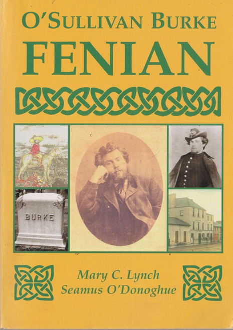 Mary C Lynch and Seamus O'Donoghue /  Fenian (Medium Paperback) (Signed by the Author)