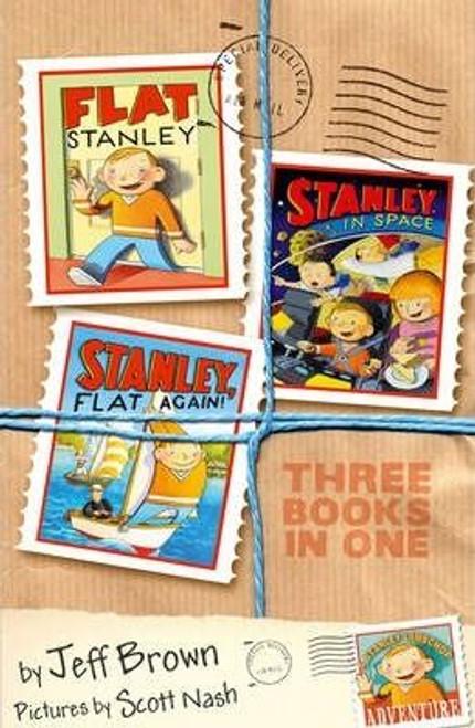 Brown, Jeff / Flat Stanley (3 in 1) Flat Stanley / Stanley in Space / Stanley Flat Again!