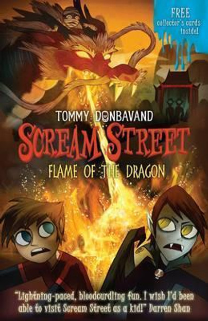 Donbavand, Tommy / Scream Street: Flame of the Dragon