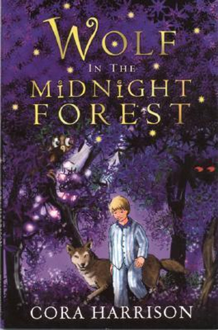 Harrison, Cora / Wolf in the Midnight Forest
