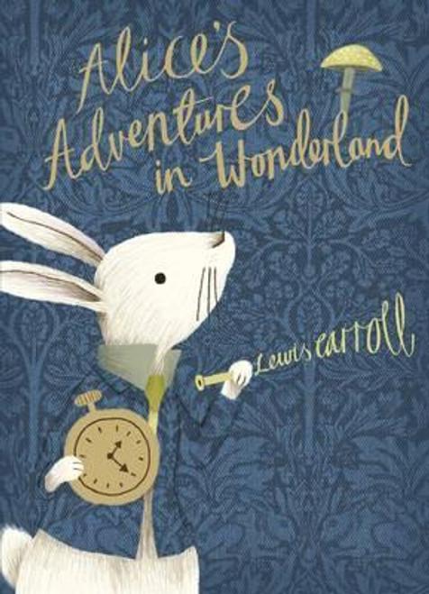 Carroll, Lewis - Alice's Adventures in Wonderland HB Illustrated Tenniel V&A