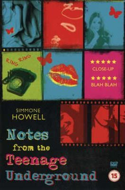 Howell, Simmone / Notes from the Teenage Underground