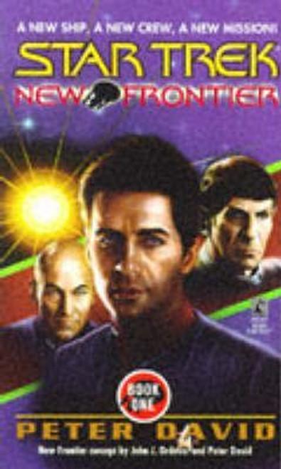 David, Peter / Star Trek: New Frontier