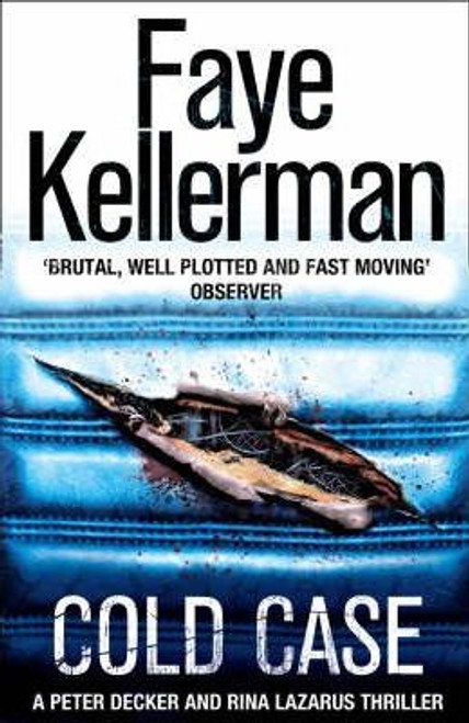 Kellerman, Faye / A Cold Case (Large Paperback)