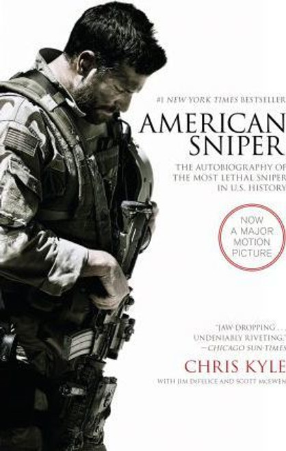Kyle, Chris / American Sniper (Medium Paperback)