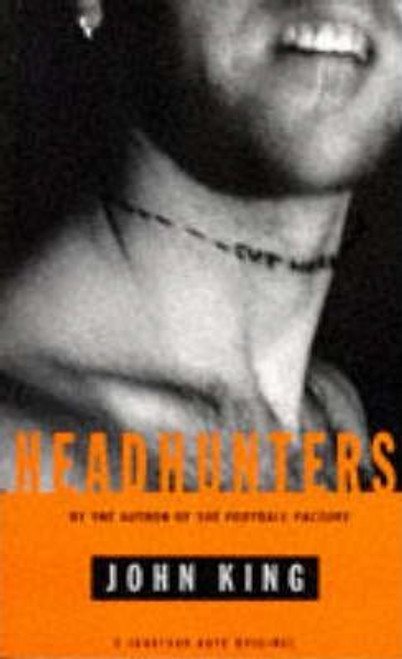 King, John / Headhunters (Medium Paperback)