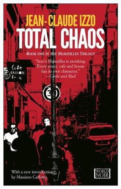 Izzo, Jean-Claude / Total Chaos (Medium Paperback)