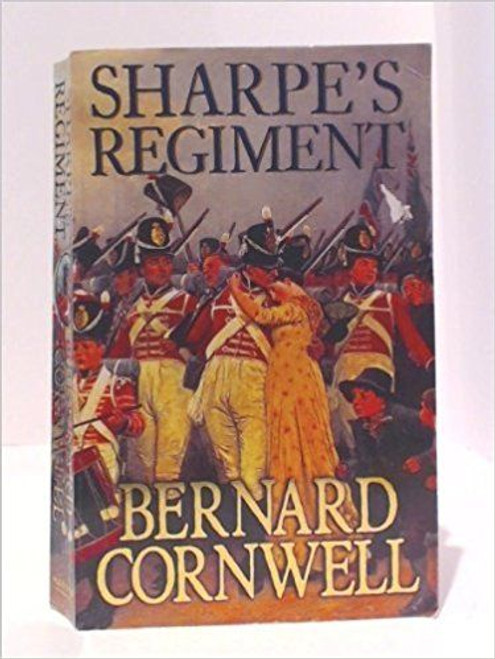 Cornwell, Bernard / Sharpe's Regiment
