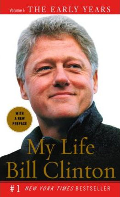 Clinton, Bill / My Life: The Early Years