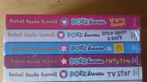 Russell, Rachel Renee - DORK DIARIES 10 Book Set BRAND NEW Shrinkwrapped  PB