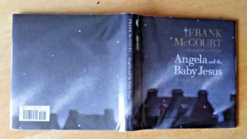Frank McCourt - SIGNED Angela and the Baby Jesus - Hardcover 1st Ed Limerick