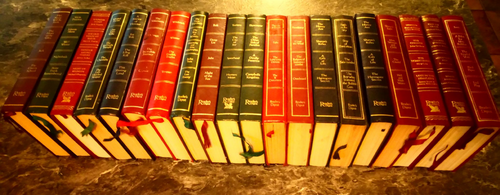 Readers Digest  Condensed Books  - Cloth Effect hardbacks - 20 Volumes ( LOT 2)