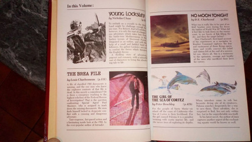 Readers Digest  Condensed Books  - Cloth Effect hardbacks - 12 Volumes ( LOT 3