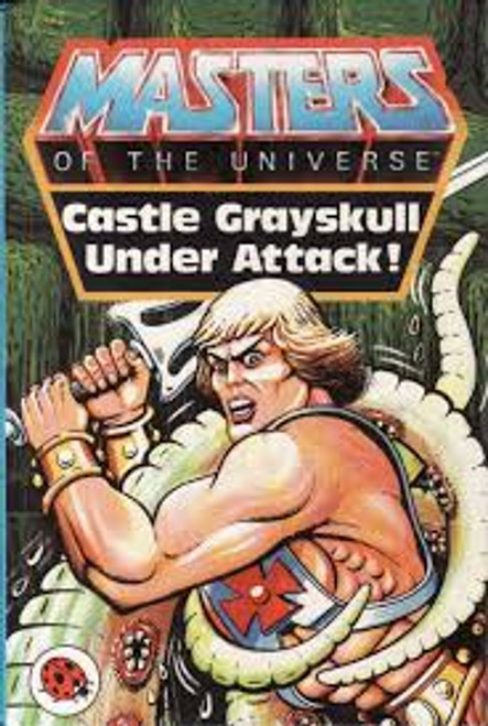 Ladybird / Castle Grayskull Under Attack