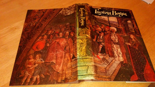 Erlanger, Rachel - Lucrezia Borgia - A Biography HB 1st UK ed 1979 Italy History Renaissance