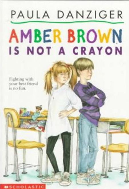 Danziger Paula Amber Brown Is Not A Crayon Thebookshop