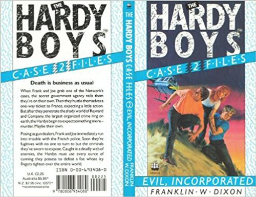 Dixon, Franklin W. / Hardy Boys: Evil Incorporated