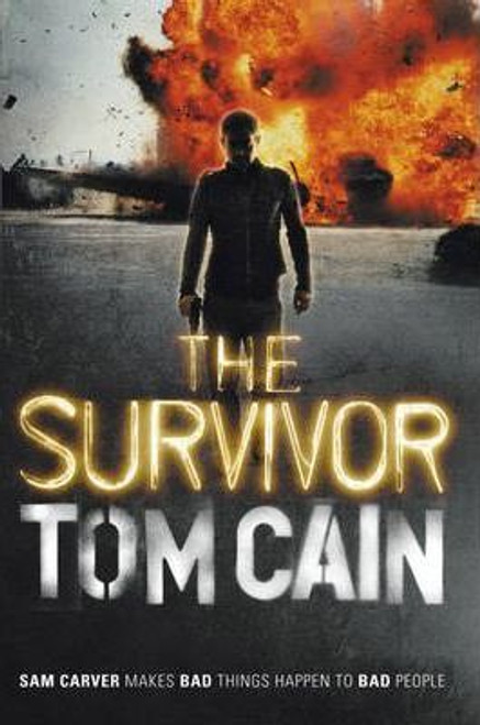 Cain, Tom / The Survivor (Large Paperback)