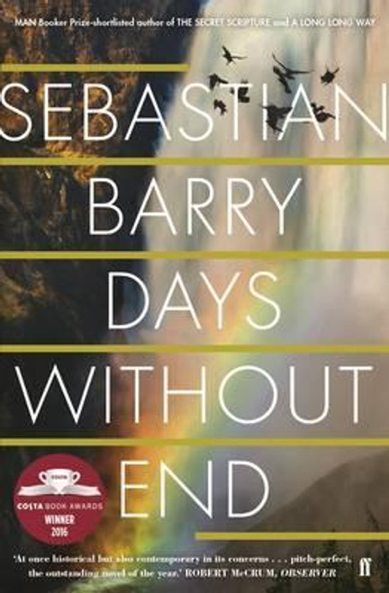 Barry, Sebastian / Days Without End (Large Paperback)