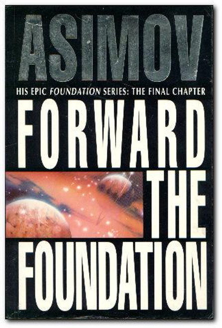 Asimov, Isaac / Forward the Foundation (Large Paperback)