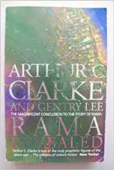 Clarke, Arthur C. / Rama Revealed (Large Paperback) ( Rama Series Book 4)