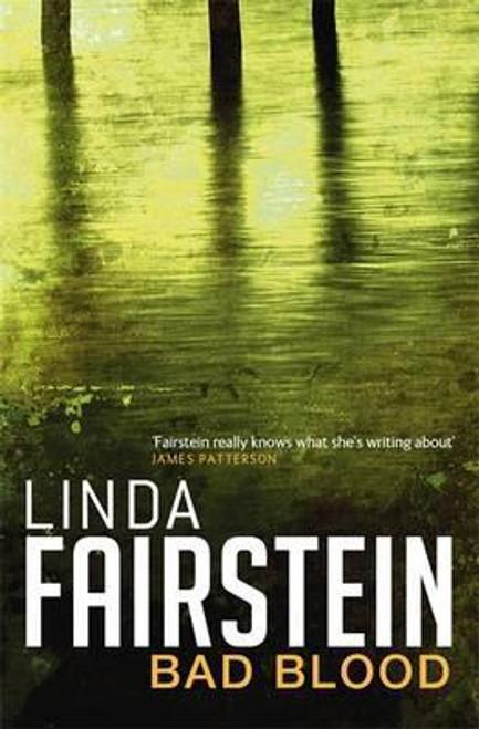 Fairstein, Linda / Bad Blood (Large Paperback)