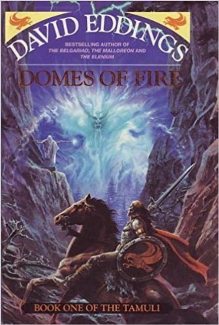 Eddings, David / Domes of Fire:  Tamuli  Volume 1 (Large Paperback)