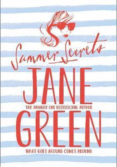 Green, Jane / Summer Secrets (Large Paperback)