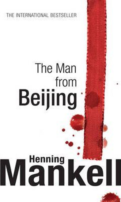 Mankell, Henning / The Man From Beijing (Large Paperback)