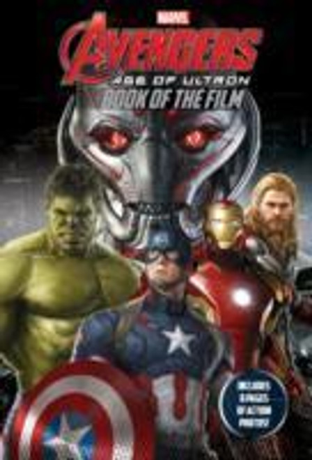 Marvel Avengers Age of Ultron Book of the Film