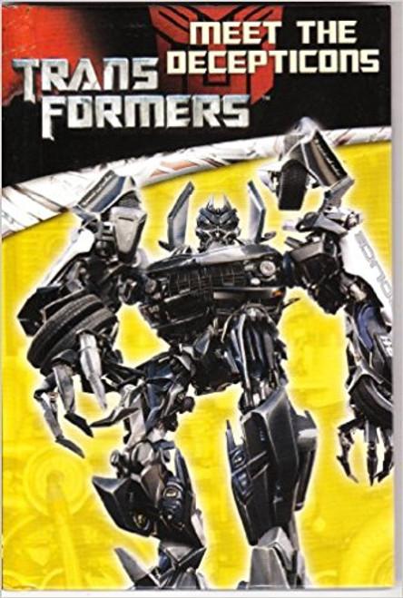 Meet the Decepticons: Transformers