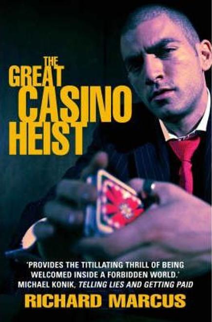 Marcus, Richard / The Great Casino Heist