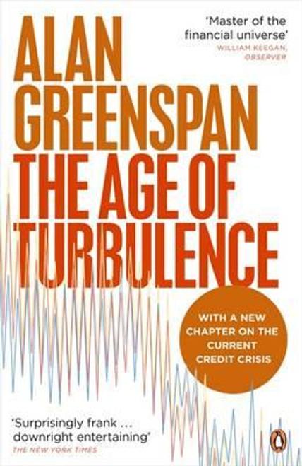 Greenspan, Alan / The Age of Turbulence