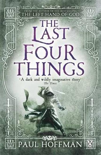 Hoffman, Paul / The Last Four Things