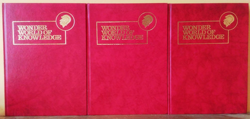 Wonder World of Knowledge (Complete 5 Book Set) 1983