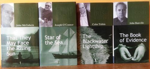 Great Irish Writers (Irish Independent) (Complete 20 Book Set)