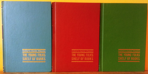 Collier's Junior Classics (Complete 10 Book Set) 1962