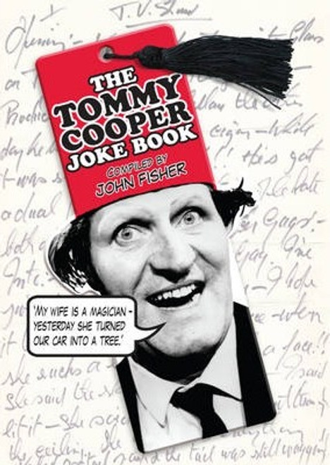 Fisher, John / The Tommy Cooper Joke Book (Large Hardback)