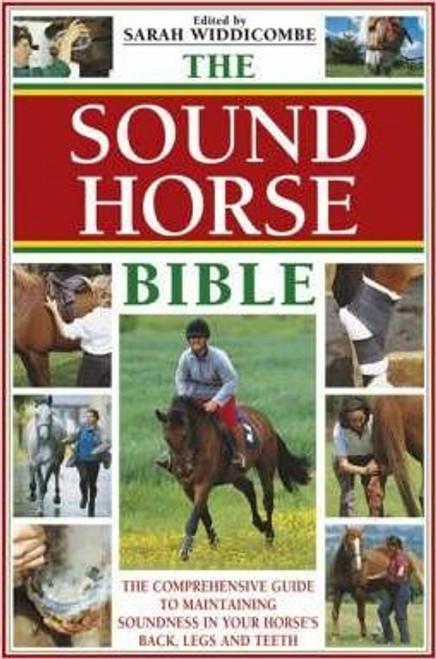 Widdicombe, Sarah / The Sound Horse Bible (Large Hardback)