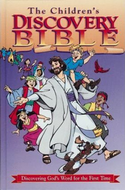 The Children's Discovery Bible (Large Hardback)