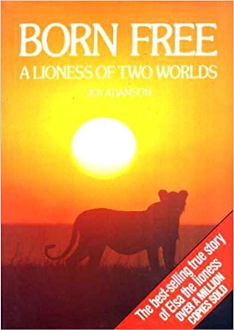 Joy, Adamson / Born Free (Large Hardback)