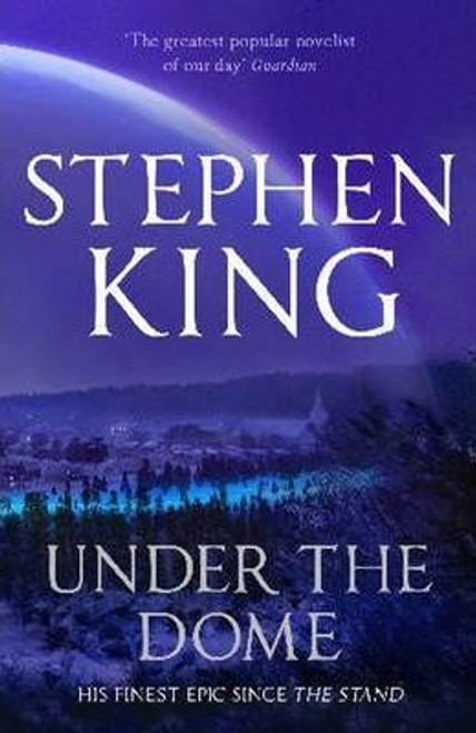 King, Stephen / Under the Dome (Large Paperback)