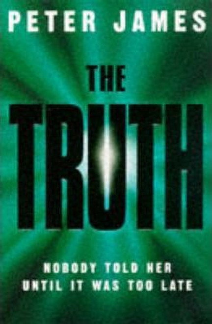 James, Peter / The Truth (Large Paperback)