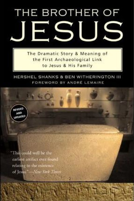 Shanks, Hershel / The Brother of Jesus (Large Paperback)