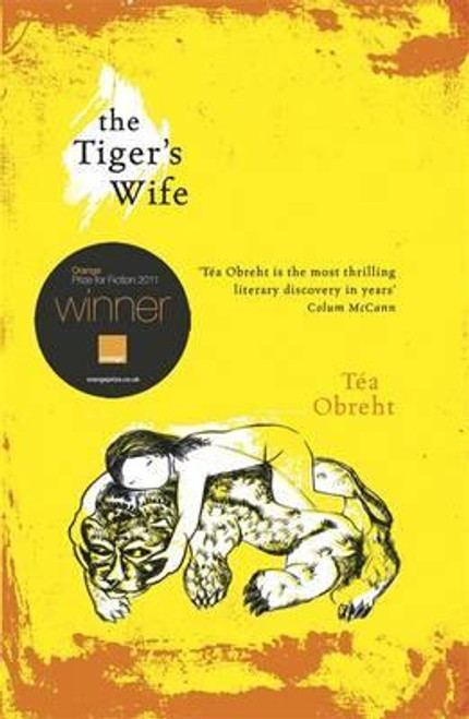 Obreht, Tea / The Tiger's Wife (Large Paperback)