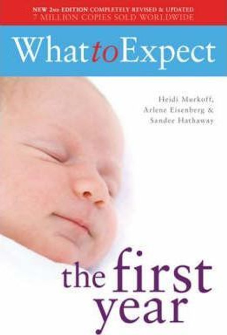 Murkoff, Heidi / What to Expect the First Year (Large Paperback)