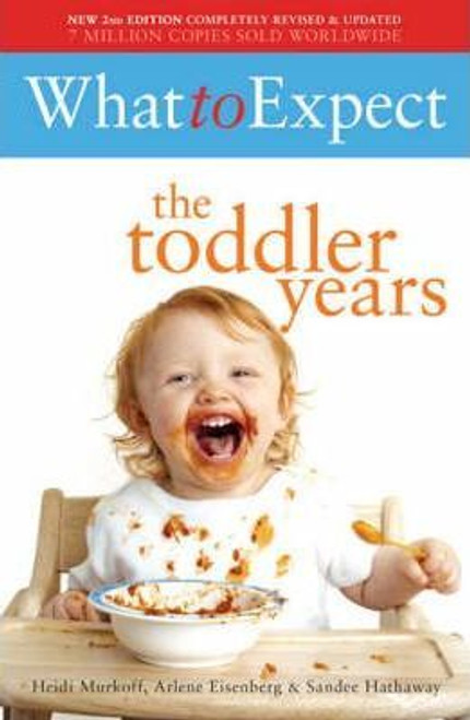 Eisenberg, Arlene / What to Expect the Toddler Years (Large Paperback)