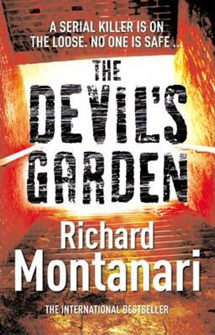 Montanari, Richard / The Devil's Garden (Large Paperback)