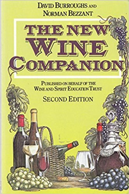 Burroughs, David / The New Wine Companion (Large Paperback)