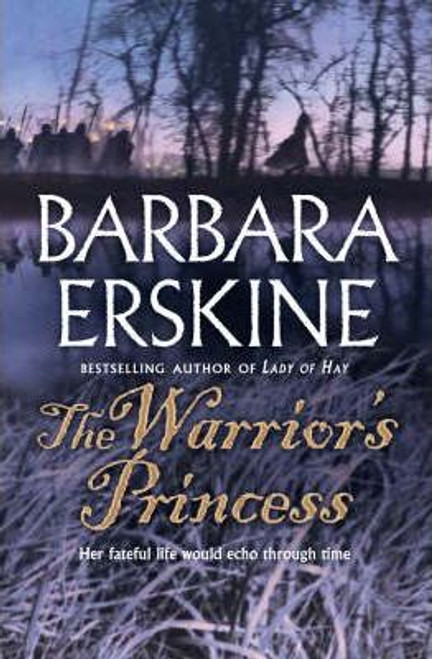 Erskine, Barbara / The Warrior's Princess (Large Paperback)